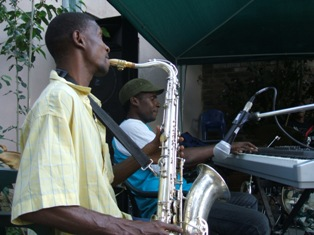 Mozambican musicians record songs against xenophobia